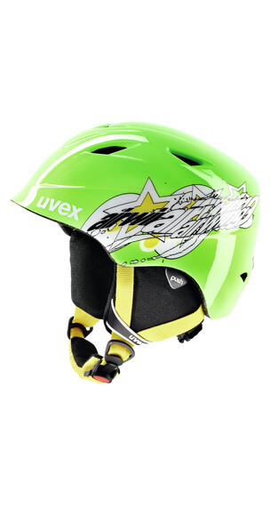 UVEX airwing 2 Junior green star